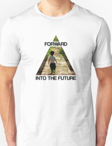 Forward Into the Future Unisex T-Shirt