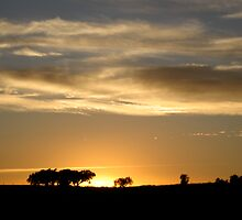 Sunset in Alentejo by alessioprestile
