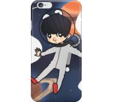 SPACE BUNKOOK iPhone Case/Skin
