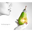 Pear to pear by Moijra