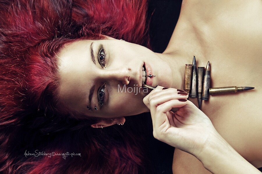 Bullet proof by Moijra