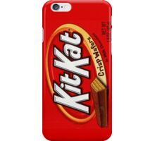 KitKat Wrapper iPhone Case/Skin