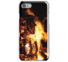 Alchemy: Father Time Burn iPhone Case/Skin