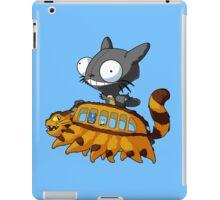 My Invader Neighbor iPad Case/Skin