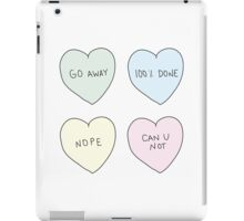 Sassy Hearts iPad Case/Skin