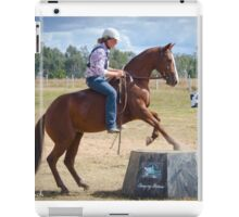 MFSR Challenge iPad Case/Skin