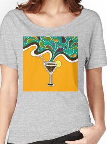 Cocktail Time Women's Relaxed Fit T-Shirt