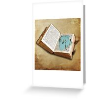 pocket pool Greeting Card