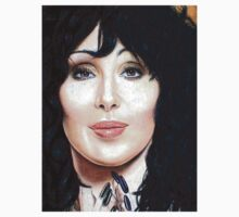 Cher: www.AriesArtist.com by © Keith McDowell, Artist