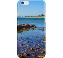Brighton Bath Huts and Melbourne iPhone Case/Skin