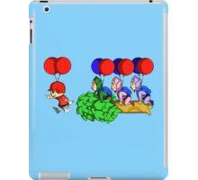 Balloon Fight: Villager Style iPad Case/Skin