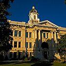 Missoula County Court House by Bryan D. Spellman