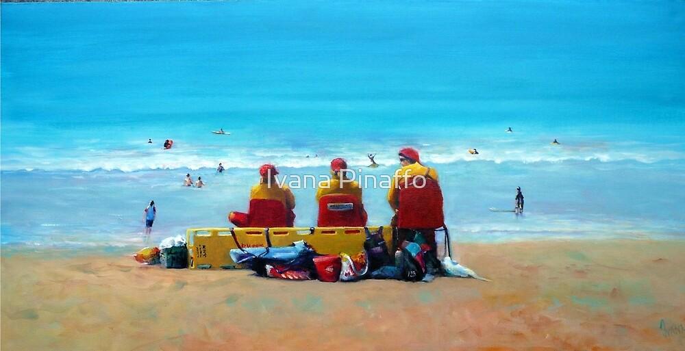 Attentive lifesavers by Ivana Pinaffo