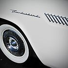 Ford Thunderbird by Sherry Hunt