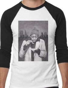 Tyrone Biggums (Dave Chappelle) in the Tenderloin Men's Baseball ¾ T-Shirt
