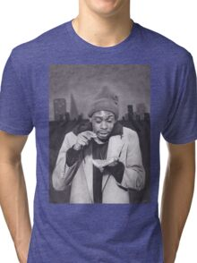 Tyrone Biggums (Dave Chappelle) in the Tenderloin Tri-blend T-Shirt