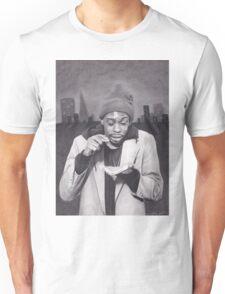 Tyrone Biggums (Dave Chappelle) in the Tenderloin Unisex T-Shirt