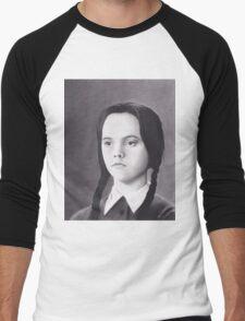 Wednesday Addams Men's Baseball ¾ T-Shirt