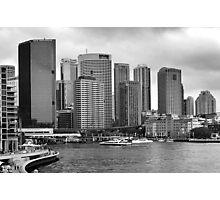 Circular Quay Photographic Print