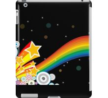 Rainbow In Space iPad Case/Skin