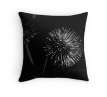 Death Becomes a Star Throw Pillow