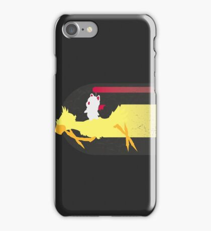 Chocobo GO! iPhone Case/Skin