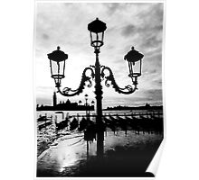 OUTER BANKS OF VENICE  Poster