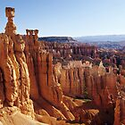 Bryce Canyon National Park, Utah by Jeff Hathaway