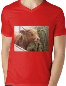 Moose  16 April 2015 Mens V-Neck T-Shirt