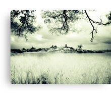 By the Thousand Islands (IR) Canvas Print