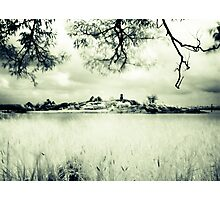 By the Thousand Islands (IR) Photographic Print