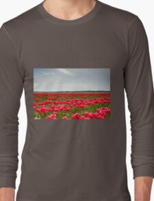 Tulips Long Sleeve T-Shirt