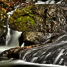 Falls Water by martinilogic