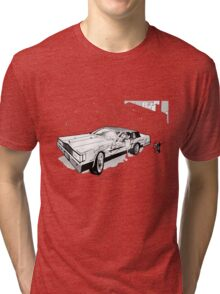 Brooklyn Cadillac Tri-blend T-Shirt