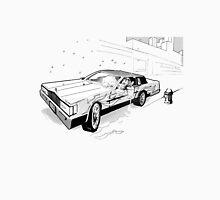 Brooklyn Cadillac Mens V-Neck T-Shirt