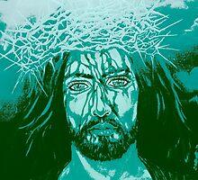 Jesus Jesus Jesus Jesus Jesus by Marlene Sparrow