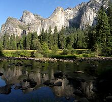 Heaven on Earth ~ Yosemite by Patty Boyte