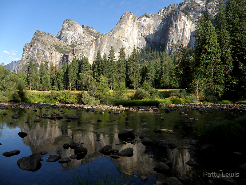 Heaven on Earth ~ Yosemite by Patty Boyte