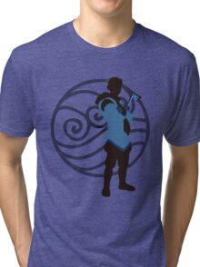 Sokka - Sunset Shores Tri-blend T-Shirt