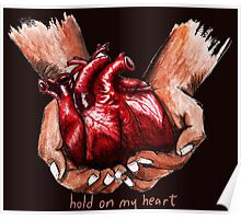 Hold on My Heart Poster