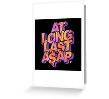 A.L.L.A Masterpiece Greeting Card