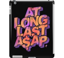 A.L.L.A Masterpiece iPad Case/Skin
