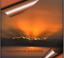 Challenge Marker by Larry Lingard-Davis