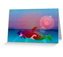 Mother & Child Reunion Greeting Card