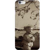 Still Life - Oriental Musician iPhone Case/Skin