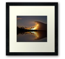 27 Framed Print