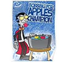 Halloween Poster 2009 - Bobbing for Apples Champion Poster