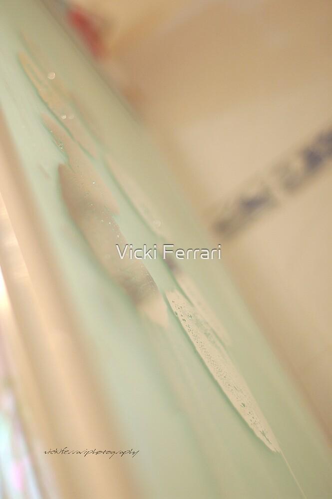 Swirls Whorls Hoops © by Vicki Ferrari