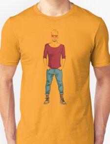 man in fashion clothes T-Shirt