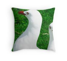 What ya lookin' at!? Throw Pillow